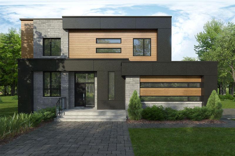 Maisons neuves à vendre à Blainville - Le Quartier Chambéry | Louis ...